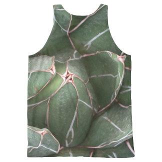 Succulent Plant Photo Unisex Vest