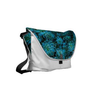 Succulent Plants Commuter Bag