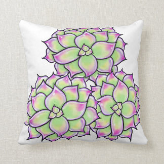 Succulents Cushion