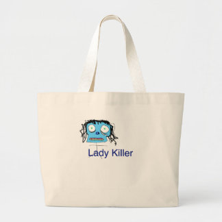 Such a Lady Killer Canvas Bags