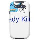 Such a Lady Killer Galaxy SIII Covers