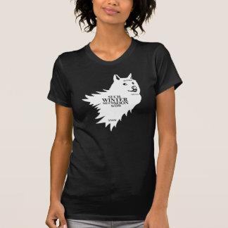 Such Winter Much Soon T-Shirt