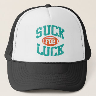 Suck for Luck Trucker Hat