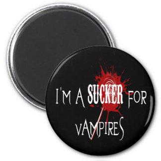 Sucker For Vampires - Magnet