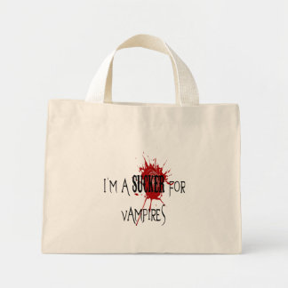 Sucker For Vampires - Tiny Tote