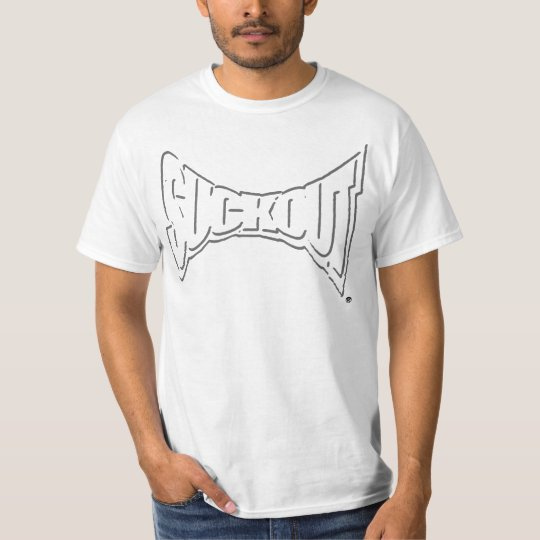 SUCKOUT brand T-Shirt