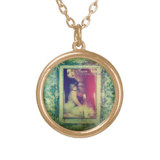 Sucre Vert Necklace