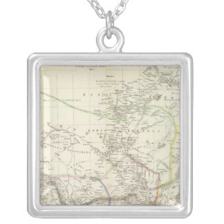Sud v Africa - South Africa Silver Plated Necklace
