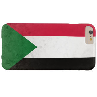 Sudan Barely There iPhone 6 Plus Case