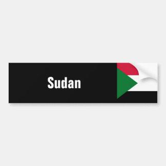 Sudan Bumper Sticker