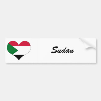 Sudan Bumper Stickers