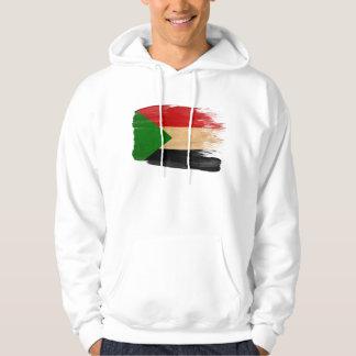 Sudan Flag Hoodie