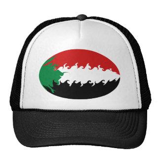 Sudan Gnarly Flag Hat