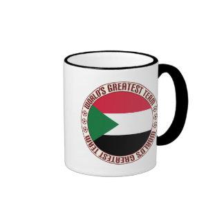 Sudan Greatest Team Ringer Mug