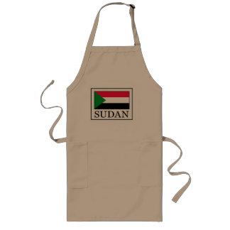 Sudan Long Apron