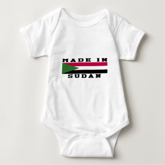Sudan Made In Designs Shirt