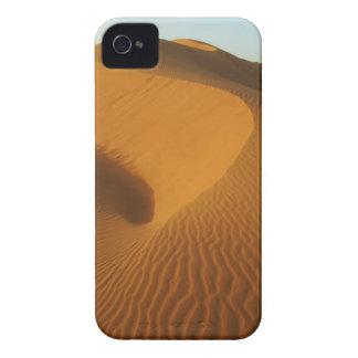 Sudan, North (Nubia), dunes in the desert iPhone 4 Cases