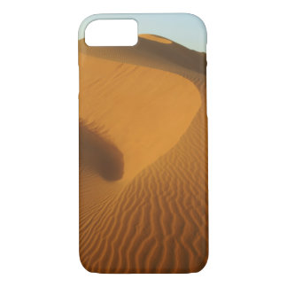 Sudan, North (Nubia), dunes in the desert iPhone 8/7 Case