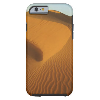 Sudan, North (Nubia), dunes in the desert Tough iPhone 6 Case