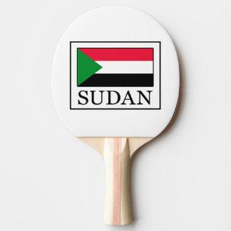 Sudan Ping Pong Paddle