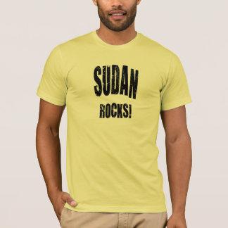 Sudan Rocks! T-Shirt