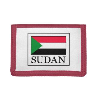 Sudan Trifold Wallet