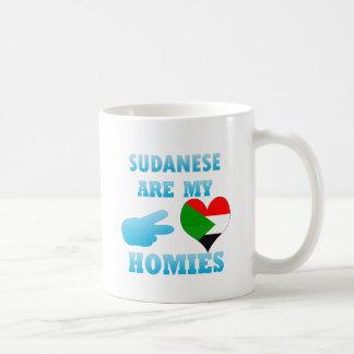 Sudaneses are my Homies Mugs