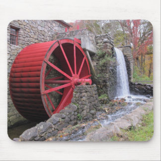Sudbury Massachusetts Grist Mill Mouse Pad