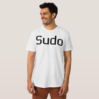 Sudo - Organic T-Shirt