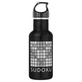 SUDOKU 532 ML WATER BOTTLE
