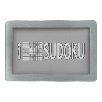 SUDOKU belt buckle