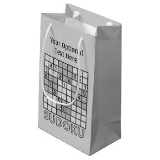 SUDOKU custom gift bags