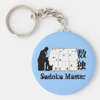 Sudoku Master Key Ring