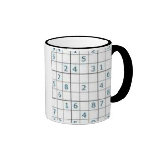 Sudoku Ringer Mug