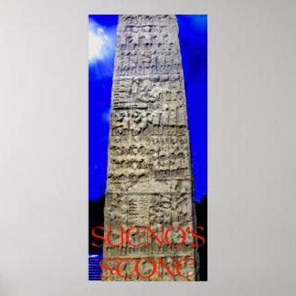 sueno s stone print