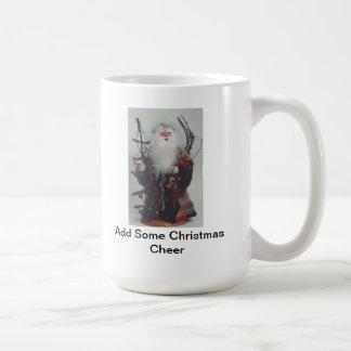 Sue's Santa Basic White Mug
