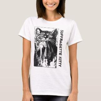 Suffragette Kitty Tee