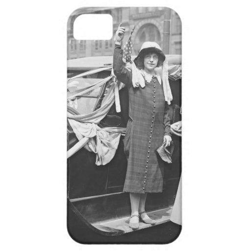 Suffragette Rosalie Jones 1924 iPhone 5 Cover