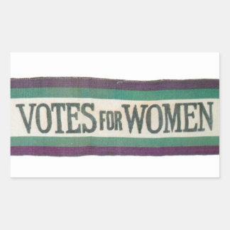 Suffragette Votes for Women Sticker