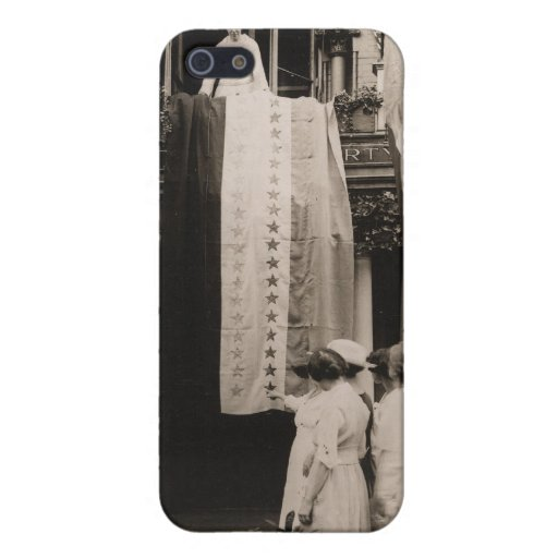 Suffragists Celebrate Ratification 19th Amendment Case For iPhone 5