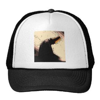 sufi dervish in zikr mesh hats