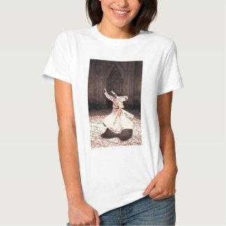 sufi master in trance t-shirt