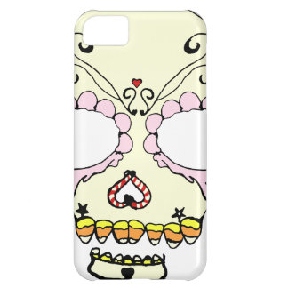 Suga Skull Candy Art Cover For iPhone 5C
