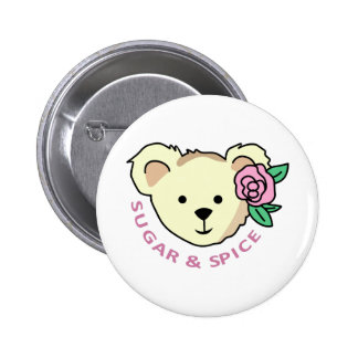 SUGAR AND SPICE BUTTONS
