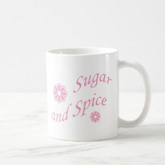Sugar and Spice Coffee Mug