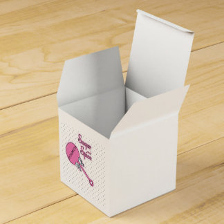 Sugar and Spice Favour Box