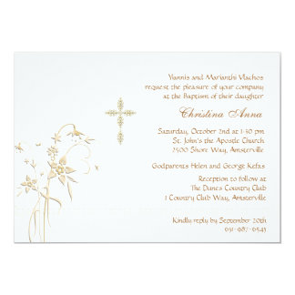 Sugar and Spice Invitation