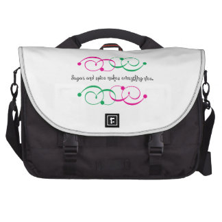 Sugar And Spice Commuter Bag