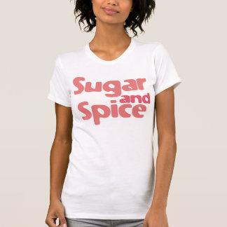 Sugar and spice hemden