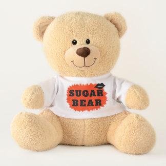 Sugar Bear Sherman Teddy Bear